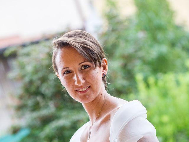 Il matrimonio di Simone e Sara a Drezzo, Como 9