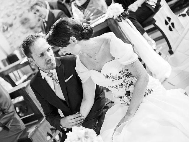 Il matrimonio di Simone e Sara a Drezzo, Como 14