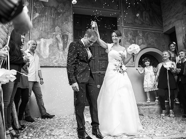 Il matrimonio di Simone e Sara a Drezzo, Como 16