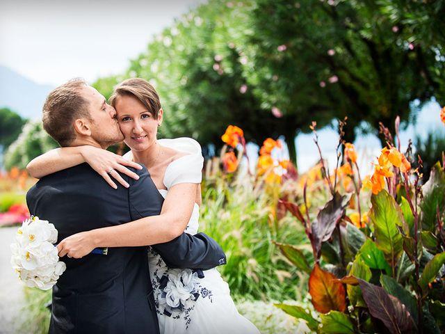 Il matrimonio di Simone e Sara a Drezzo, Como 18