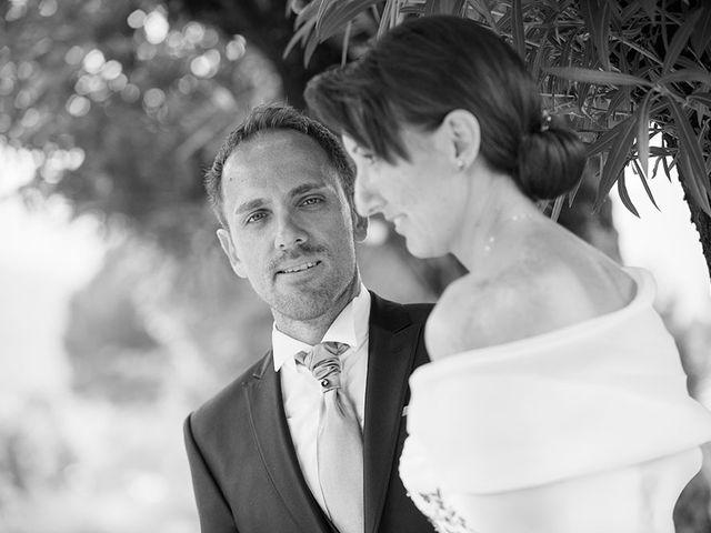 Il matrimonio di Simone e Sara a Drezzo, Como 19