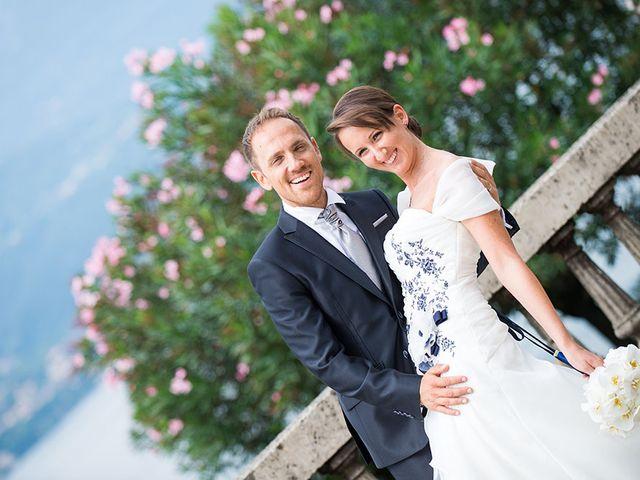 Il matrimonio di Simone e Sara a Drezzo, Como 1