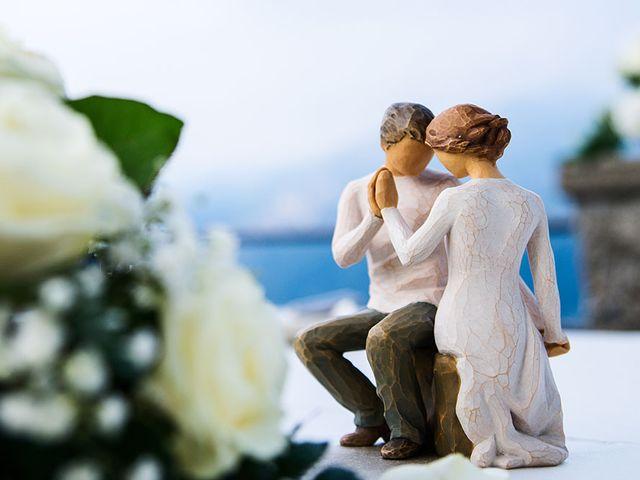 Il matrimonio di Simone e Sara a Drezzo, Como 26