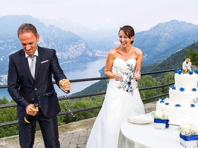 Il matrimonio di Simone e Sara a Drezzo, Como 28