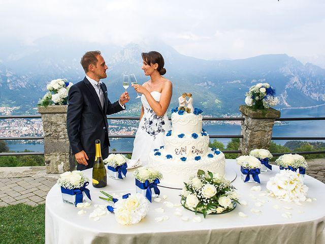 Il matrimonio di Simone e Sara a Drezzo, Como 29