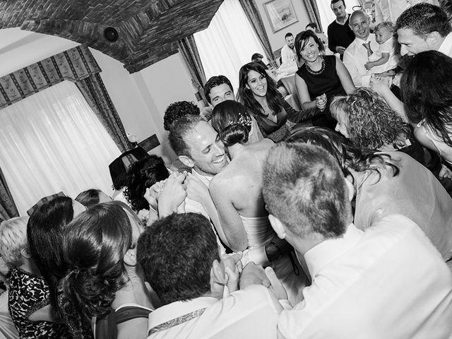 Il matrimonio di Simone e Sara a Drezzo, Como 31