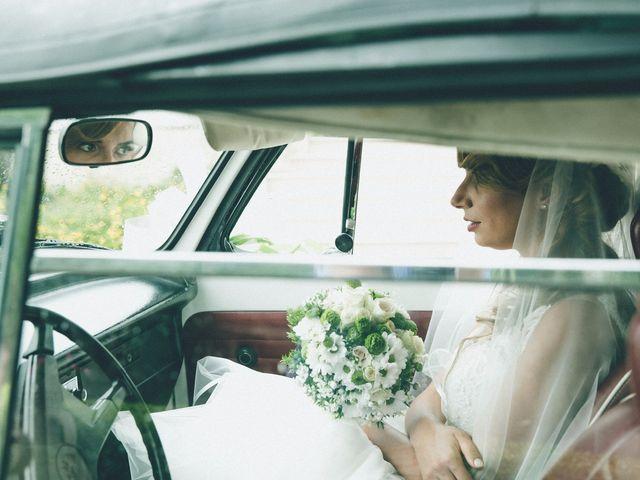 Il matrimonio di Mino e Michela a Castro, Lecce 28