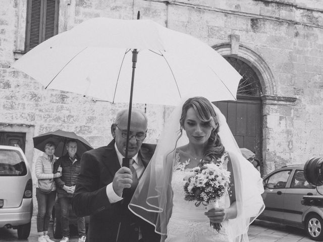 Il matrimonio di Mino e Michela a Castro, Lecce 30