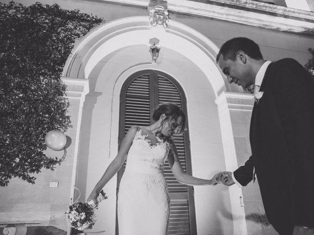 Il matrimonio di Mino e Michela a Castro, Lecce 42