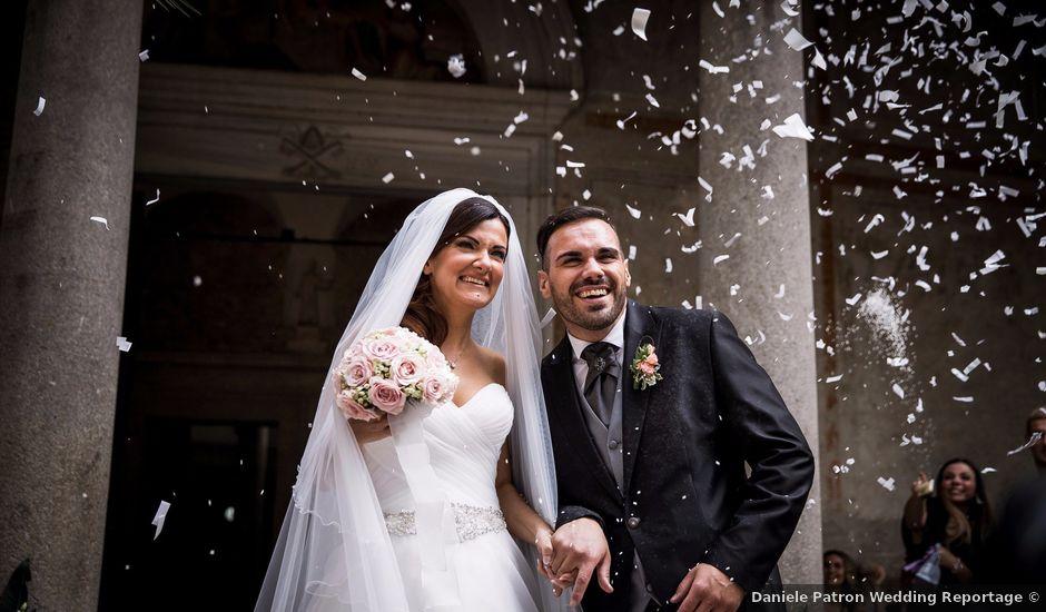 Il matrimonio di Emanuele e Francesca a Roma, Roma