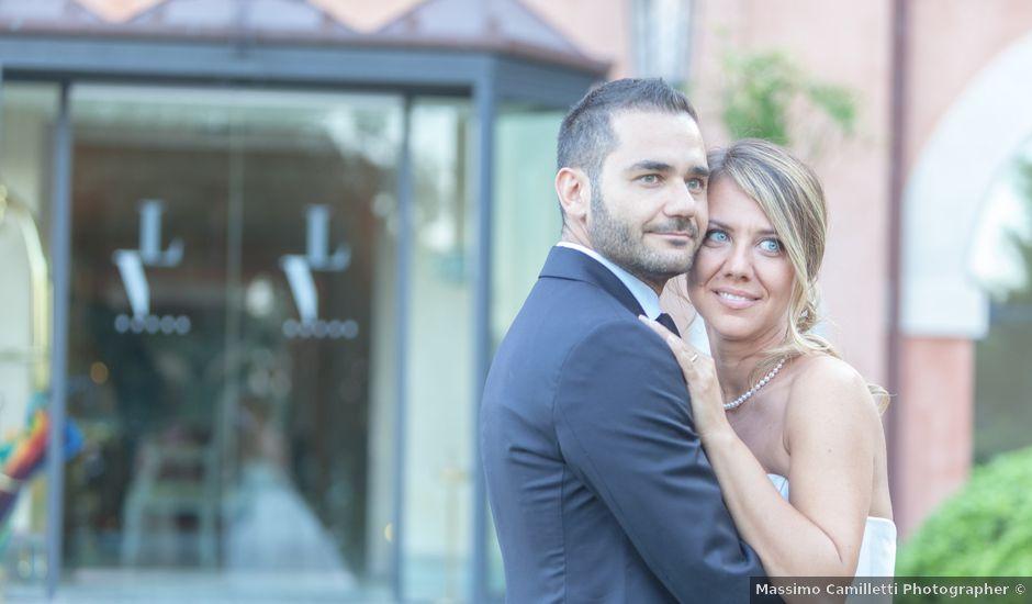 Il matrimonio di Marco e Elisabetta a Altidona, Fermo
