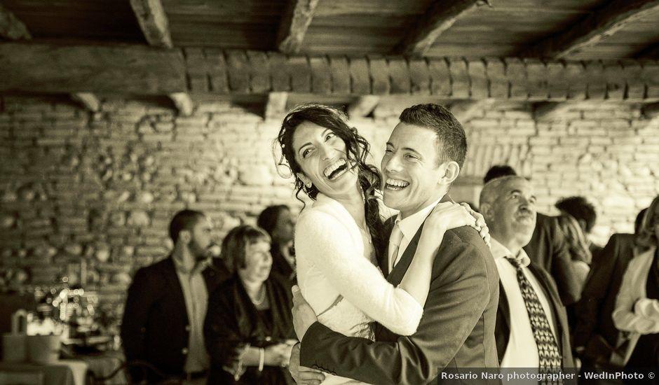 Il matrimonio di Marco e Giuliana a Rovellasca, Como