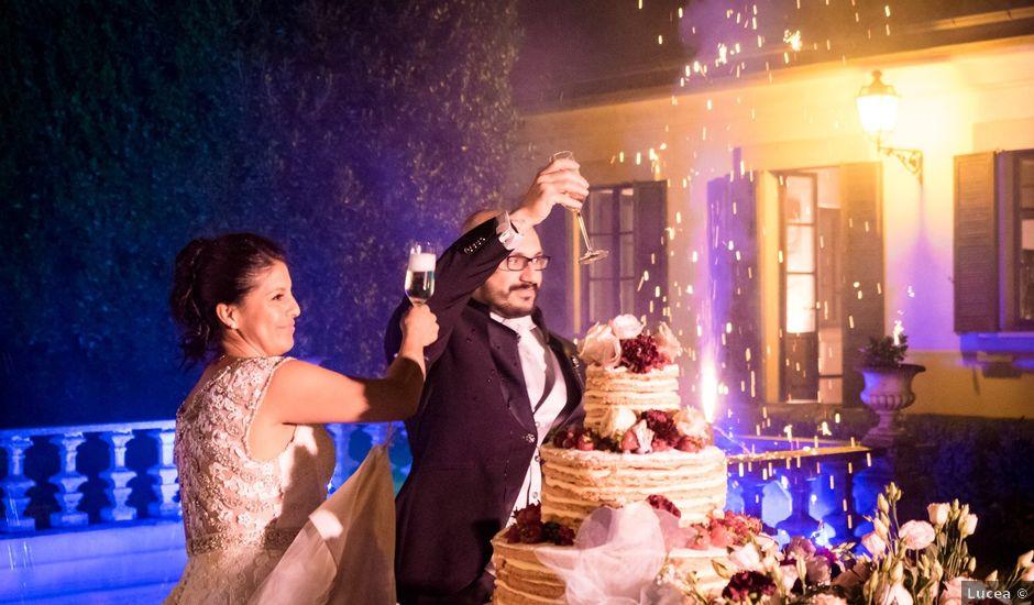 Il matrimonio di Giuseppe e Maribel a Vittuone, Milano