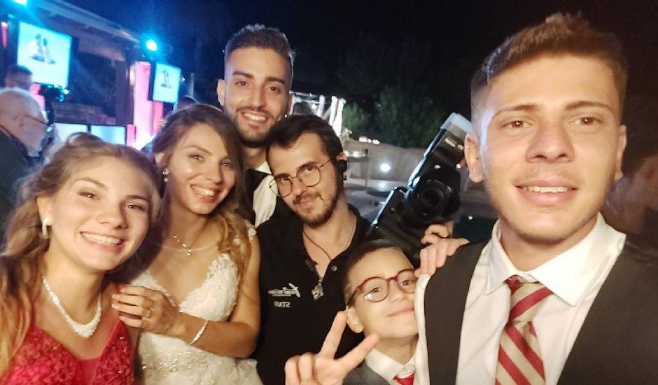 Il matrimonio di Simone e Rosy a Misilmeri, Palermo