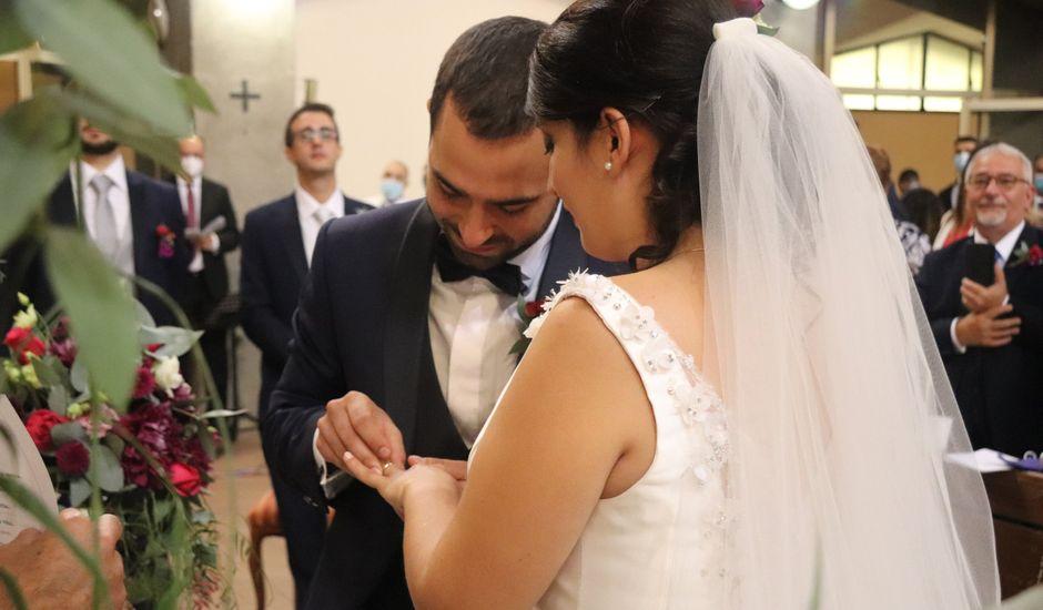Il matrimonio di Dario e Ilaria a Roma, Roma