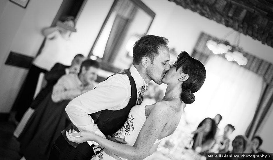 Il matrimonio di Simone e Sara a Drezzo, Como