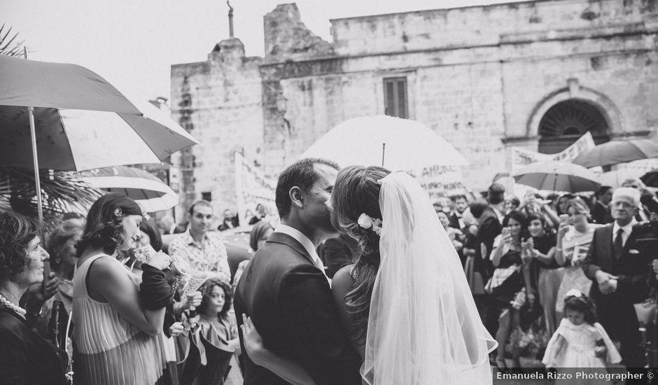 Il matrimonio di Mino e Michela a Castro, Lecce