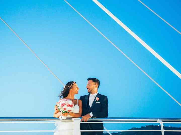 le nozze di Francesca e Ernesto