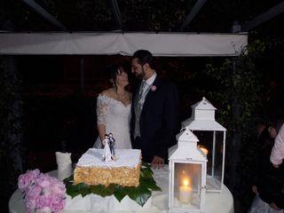 Le nozze di Fabio e Celeste