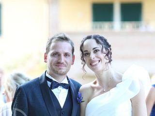Le nozze di Lisa e Dario