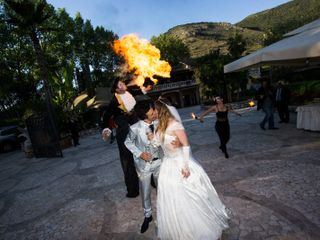 Le nozze di Irina e Filippo