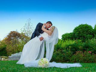 Le nozze di Tania e Andrei