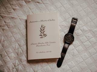 Le nozze di Maria Giulia e Antonio 1