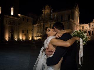 Le nozze di Fausta e Andrea