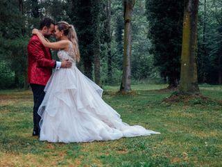 Le nozze di Pietro e Valeria