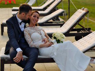 Le nozze di Emanuela e Kenny