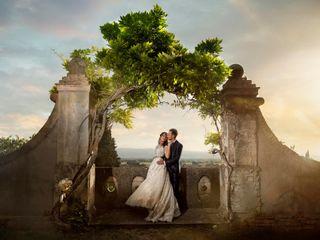Le nozze di Marika e Alessandro