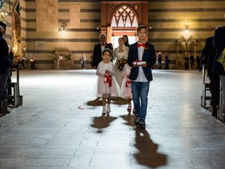 Le nozze di Elena e Massimiliano 1