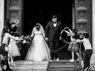 Le nozze di Elena e Massimiliano