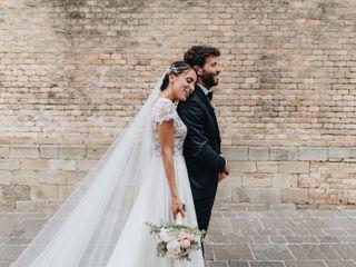 Le nozze di Federica e Maicol 1