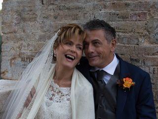 Le nozze di Gianluca e Laura