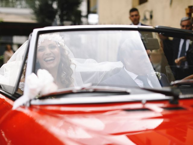Il matrimonio di Giuliano e Lucia a Amalfi, Salerno 17
