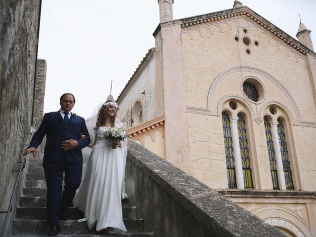 Il matrimonio di Giuliano e Lucia a Amalfi, Salerno 19