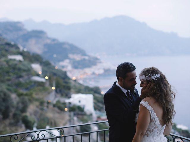 Il matrimonio di Giuliano e Lucia a Amalfi, Salerno 26