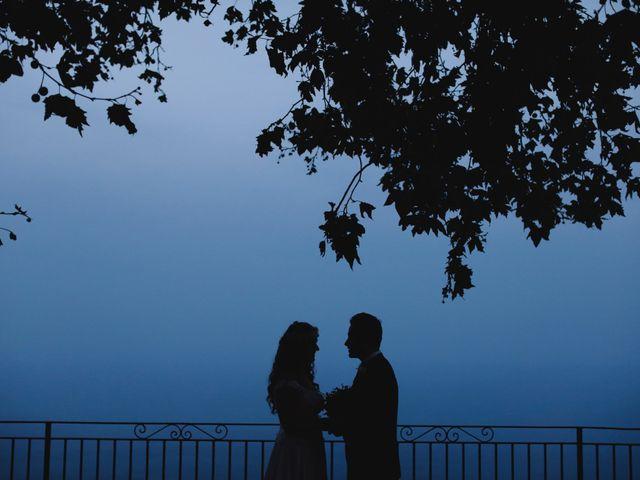 Il matrimonio di Giuliano e Lucia a Amalfi, Salerno 2
