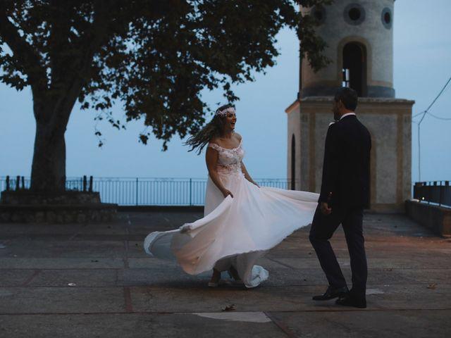 Il matrimonio di Giuliano e Lucia a Amalfi, Salerno 27