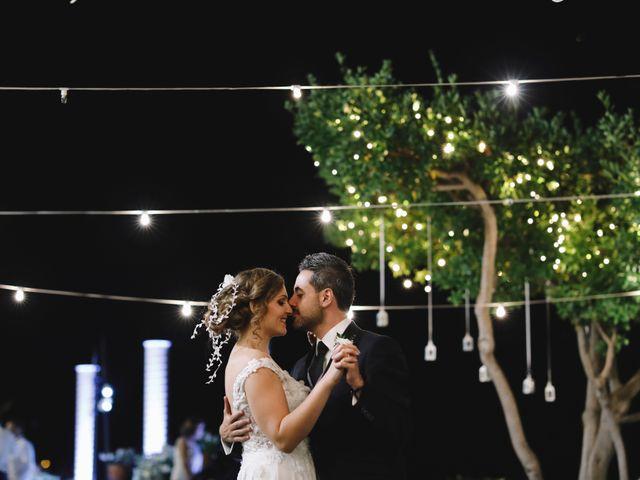 le nozze di Lucia e Giuliano