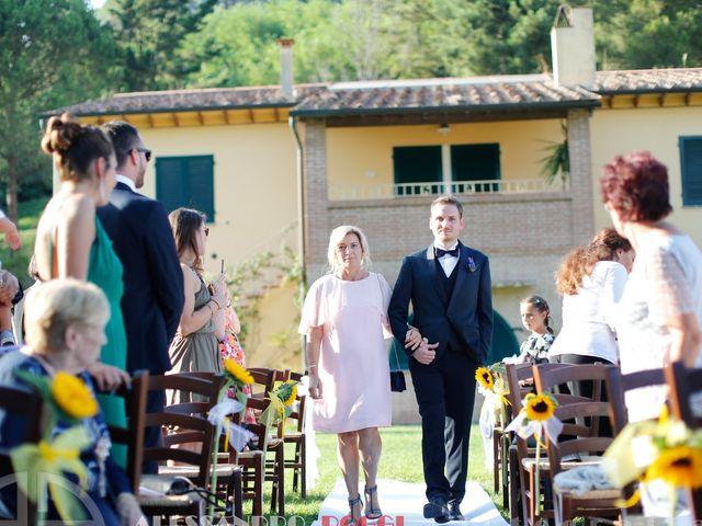 Il matrimonio di Dario e Lisa a Lari, Pisa 5