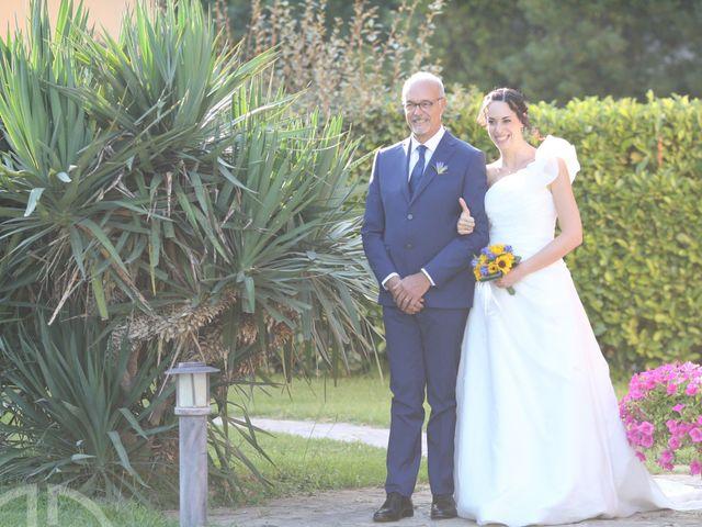 Il matrimonio di Dario e Lisa a Lari, Pisa 6