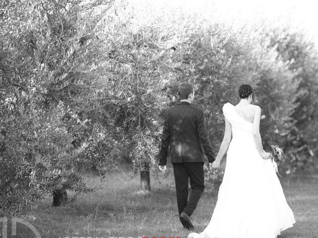 Il matrimonio di Dario e Lisa a Lari, Pisa 8