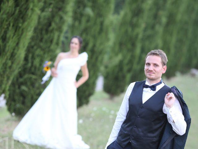 Il matrimonio di Dario e Lisa a Lari, Pisa 9