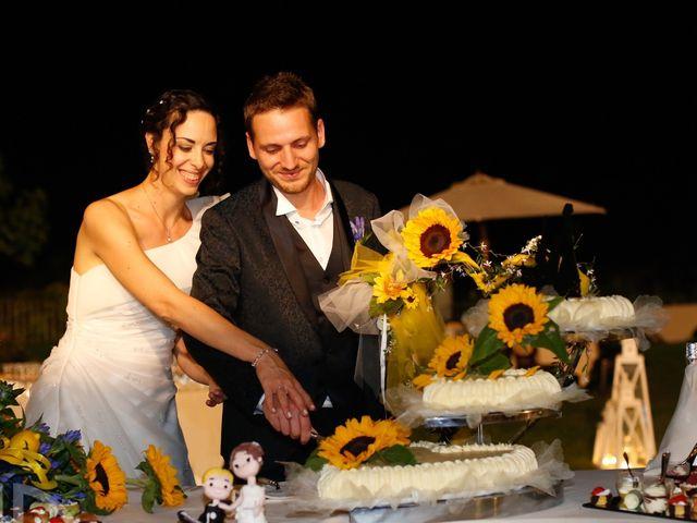 Il matrimonio di Dario e Lisa a Lari, Pisa 14