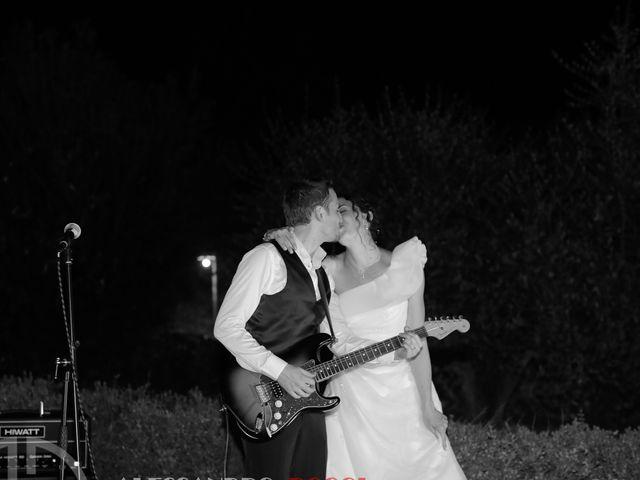 Il matrimonio di Dario e Lisa a Lari, Pisa 18