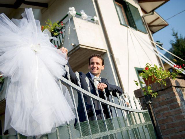 Il matrimonio di Alberto e Nadia a Cogollo del Cengio, Vicenza 5