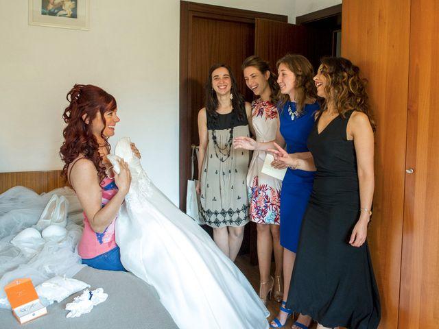 Il matrimonio di Alberto e Nadia a Cogollo del Cengio, Vicenza 7