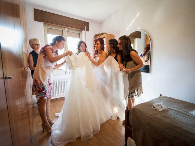 Il matrimonio di Alberto e Nadia a Cogollo del Cengio, Vicenza 8